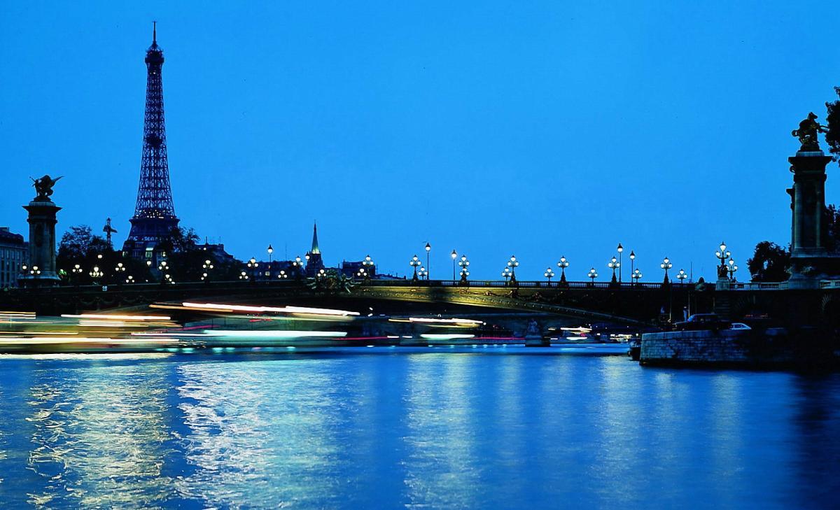 Самые популярные аквапарки и океанариумы Парижа