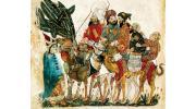 Средневековая арабская культура: взаимодействие арабов со странами