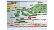 Появление хордовых. Эволюция рыб. Панцирные и первые костные рыбы